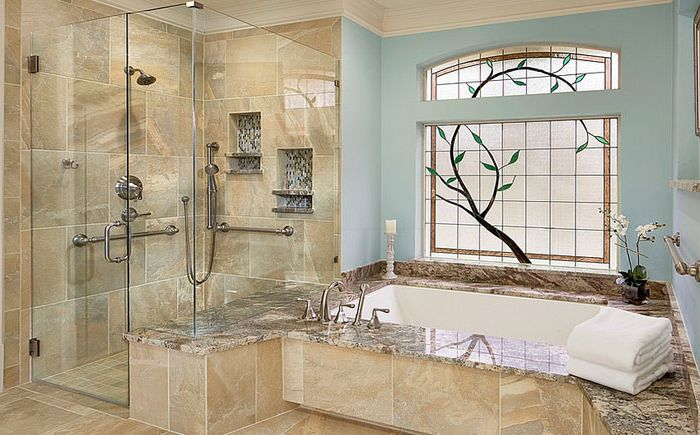Łazienka z ciepłą podłogą