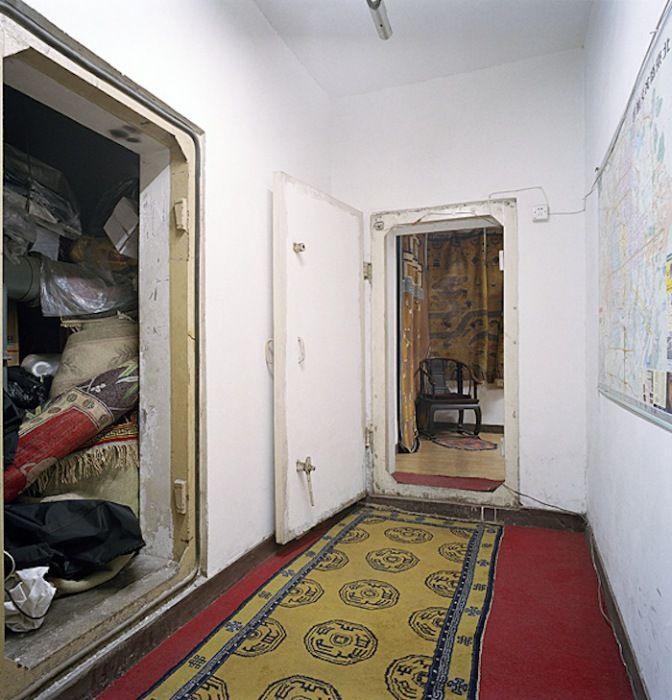 Приютът, който трябвало да се крие по време на войната със СССР.