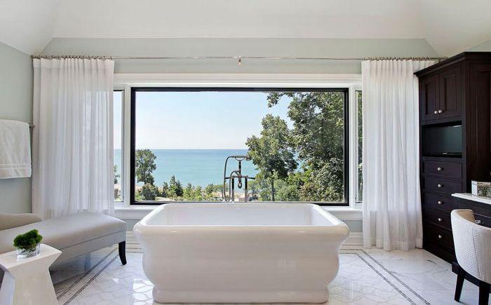 Интерьер ванной комнаты от 2Design Group
