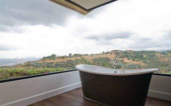 Интерьер ванной комнаты от Janette Mallory Interior Design