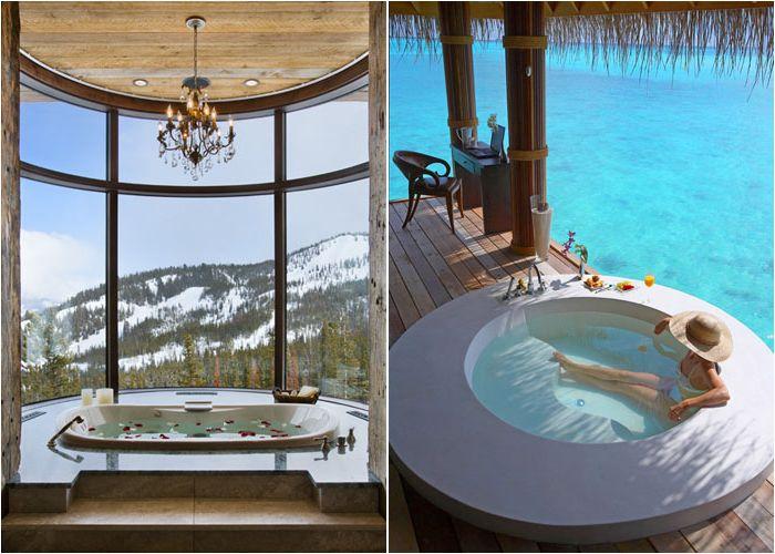 Панорамна баня