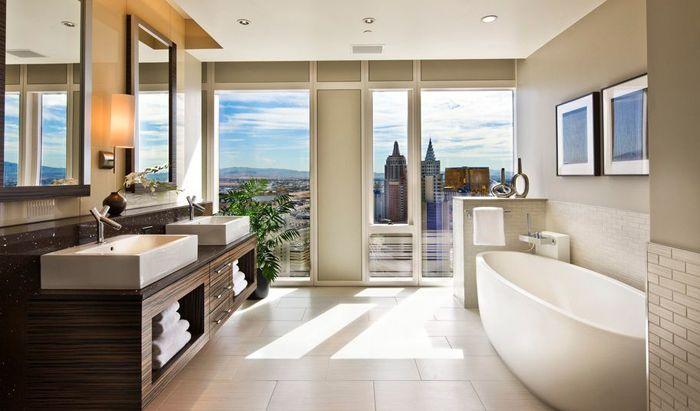 Интериор на банята от knudsoninteriors