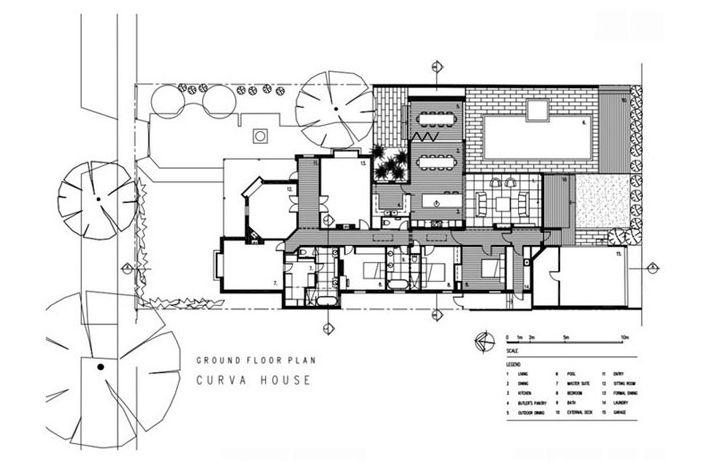 План на къщата