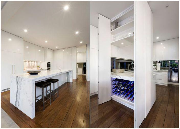 Кухня и килер