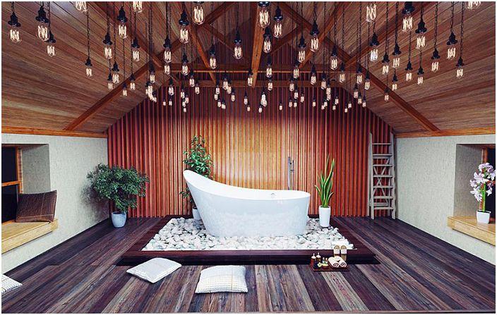 Интериор на банята от OTM Design & Remodeling