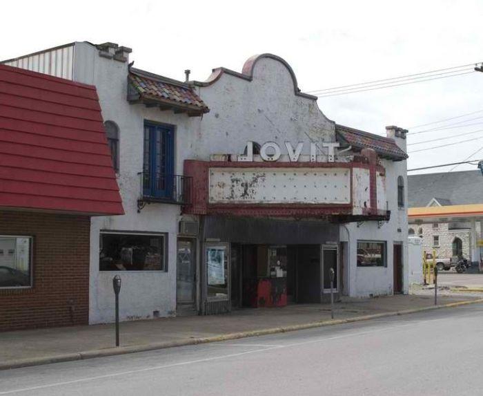 Театр Тиволи.