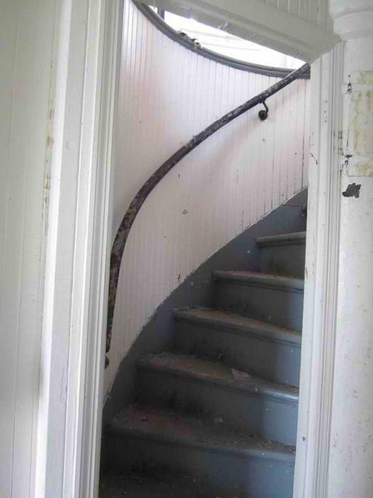 Лестница маяка.
