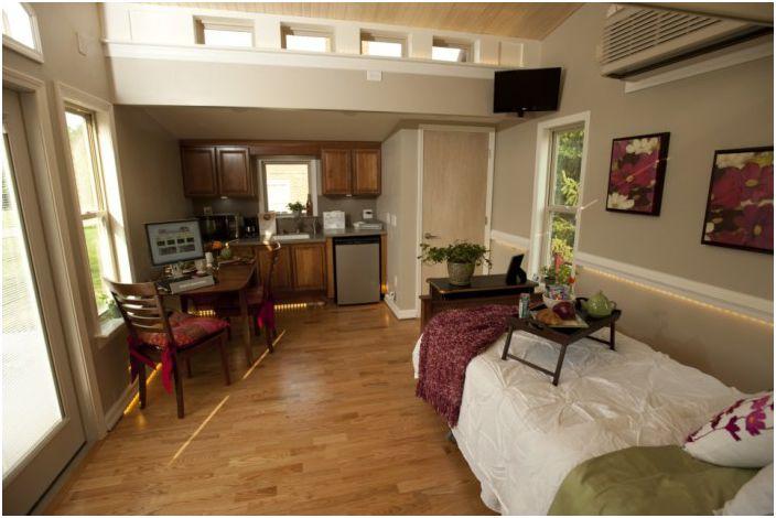 Projekt domu dla starszych rodziców opracowany przez N2Care.