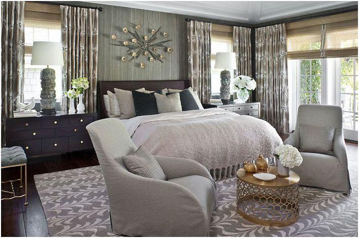 Интериор на хола от Jeff Andrews Design