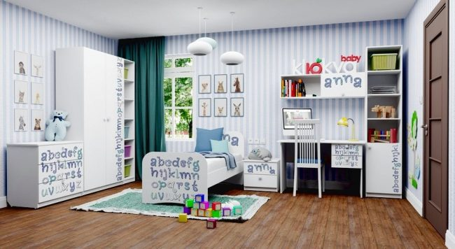 Alphabet- in- the- children's -room-5-1