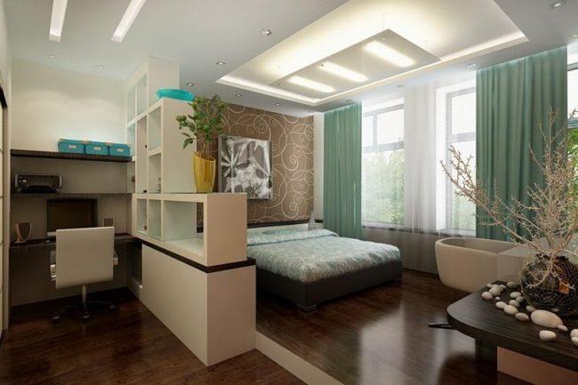 Bedroom + Cabinet-666-1