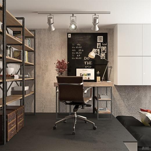 Bedroom + Cabinet-666-10