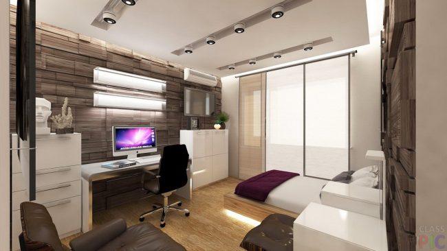 Bedroom + Cabinet-666-4