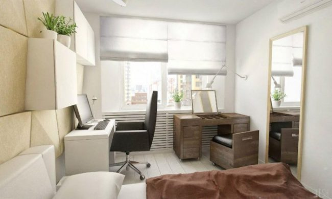 Bedroom + Cabinet-666-5