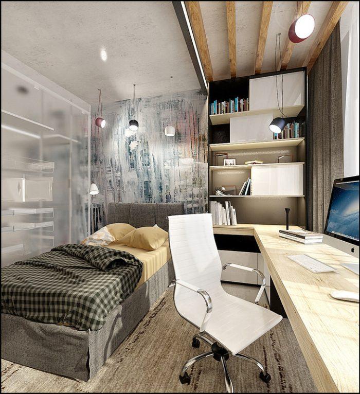 Bedroom + Cabinet-666-7