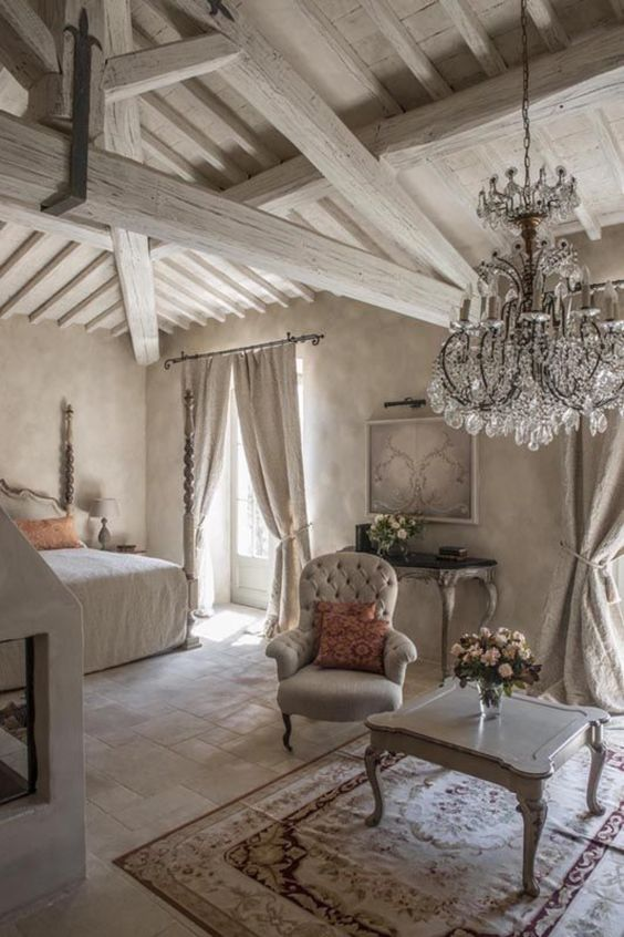 Bedroom- in- Provence- style-555-6