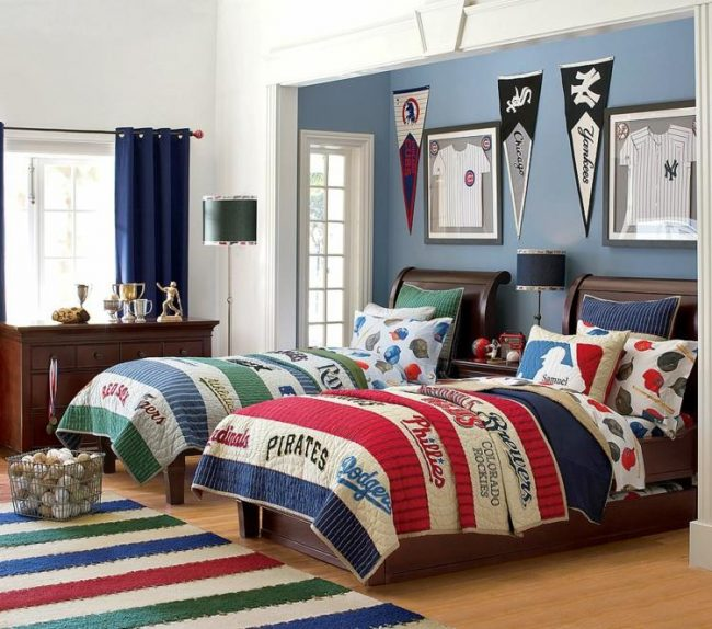 Design- and- interior- of- a- children's- room- for - boys-1