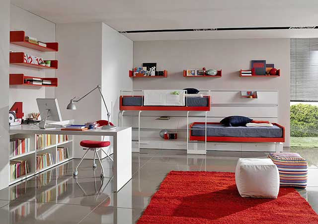 Design- and- interior- of- a- children's- room- for - boys-12