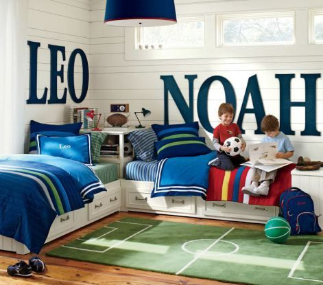 Design- and- interior- of- a- children's- room- for - boys-22
