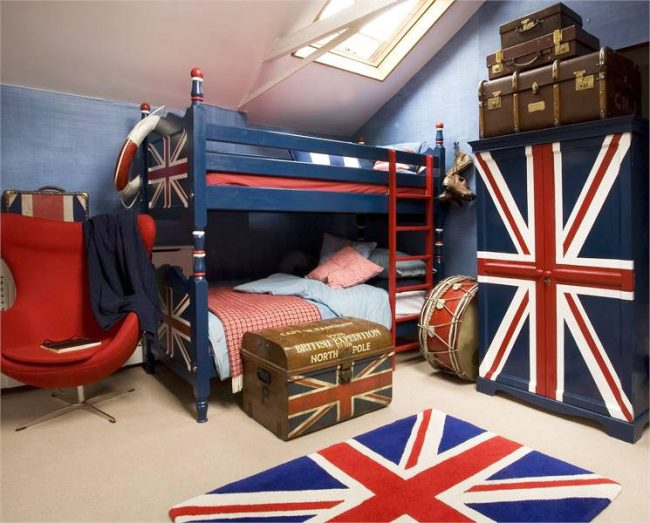 Design- and- interior- of- a- children's- room- for - boys-9