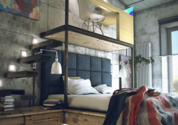 How -to- decorate- the- bedroom -of- a- teenage- boy's- bedroom-6