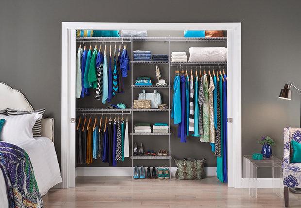 Как да оборудвам - облекло - стая - в - а - малка - спалня - 2