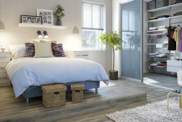 Как да оборудвам - облечете - стая - в - - малка - спалня - 7
