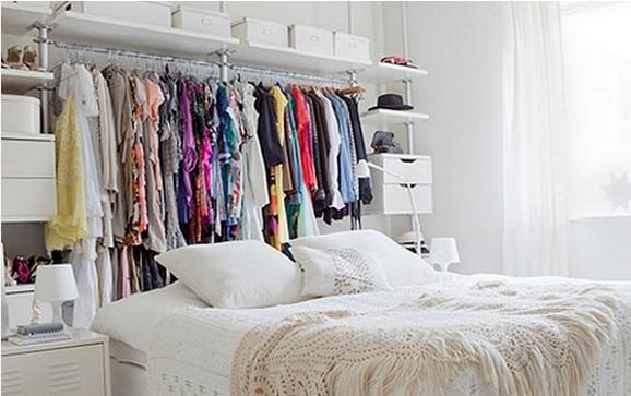 Как да се оборудвам - облечете - стая - в - - малка - спалня - 8