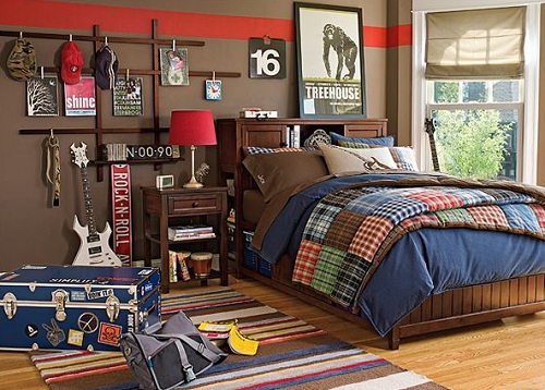 Interior- design -of- a room -for - teenager-2