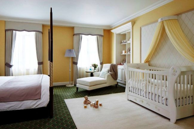 Родители - стая и детска стая-5