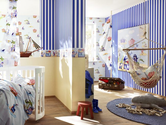 Wall -decoration- in -the- children's -room-6