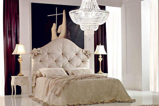 Великолепная спинка кровати