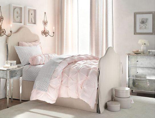 розово-бебета момиче стая-идеи-555