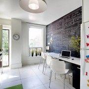 Schöne Bodenfliesen in der Küche: 7 Ideen auf dem Foto  Bodenfliesen