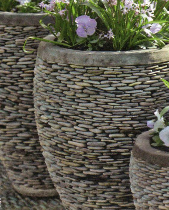 Градина - саксии за цветя - най-добрите идеи-3-1