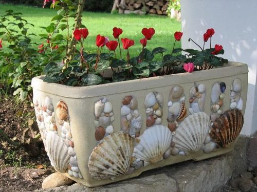 Градина - саксии за цветя - най-добрите идеи-999-11