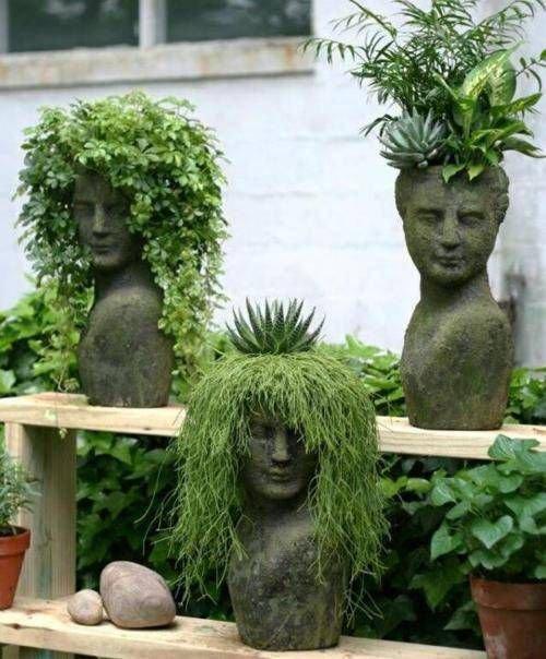 Градина - саксии за цветя - най-добрите идеи-999-7