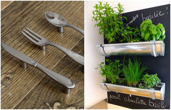 Стилни идеи за малка кухня.