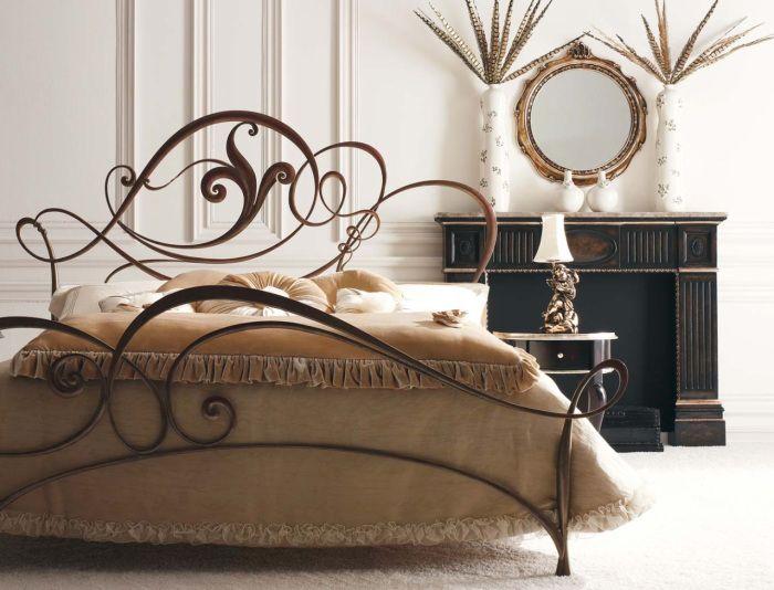 Кованите мебели са най-издръжливите.