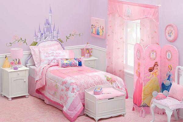 1princessa 10 kolorowych pomysłów na tematyczny pokój dla dwóch dziewczynek