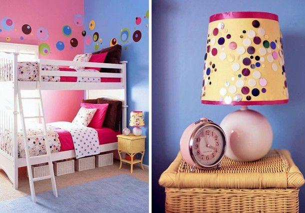 10goroshek1 10 kolorowych pomysłów na dwie dziewczynki o tematyce dziecięcej