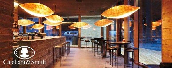 Красиви лампи от Малагола от Catellani и Smith