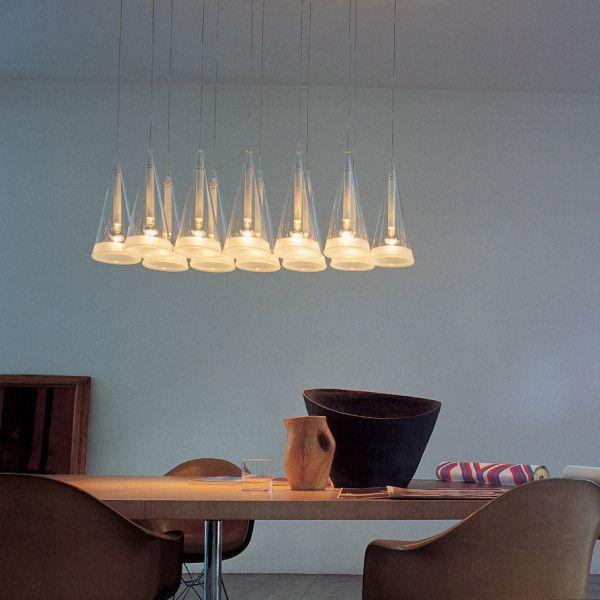 Уникални лампи Fucsia от Flos