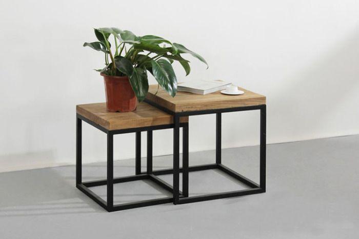 Эргономичный двойной столик.