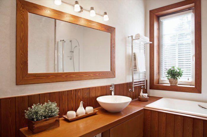 A fürdőszoba kényelme a részletekben rejlik.