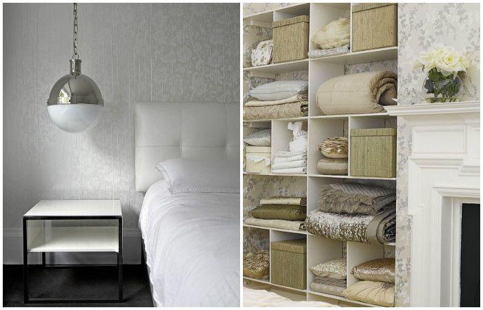 Пересмотрите ваши взгляды на использование пространства в спальне!