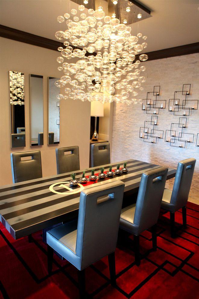 Восхитительный светильник в интерьере помещения