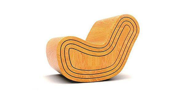 Крутая коллекция стульев в собранном виде
