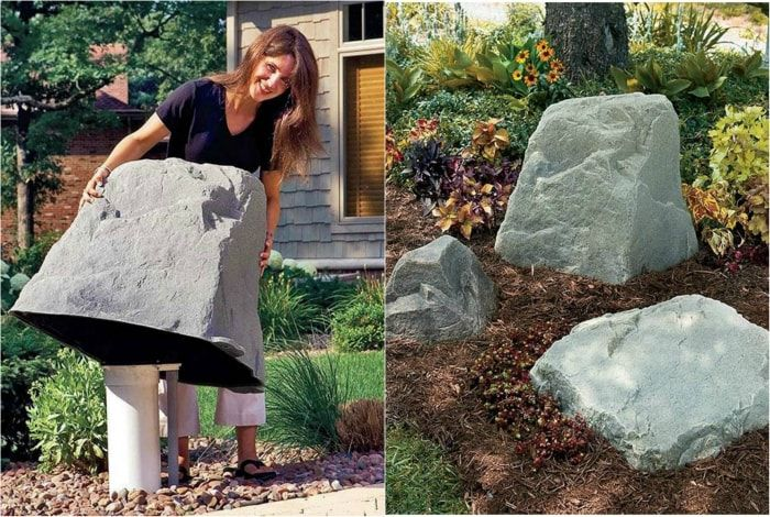 Камни-футляры.