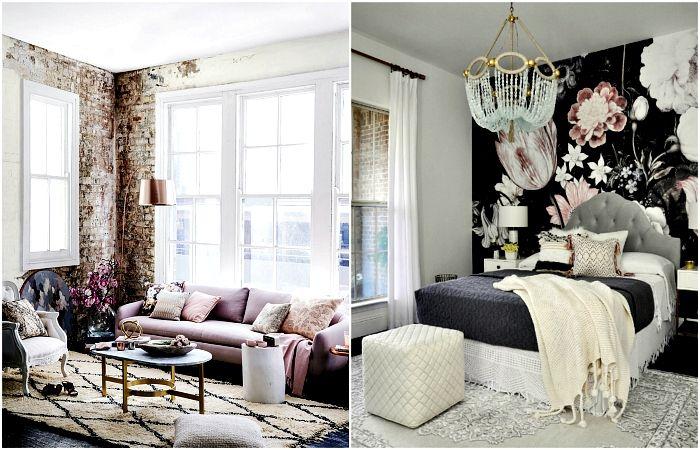 Fantastyczne designerskie wnętrza prezentujące najlepsze tegoroczne trendy.